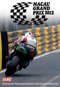 Macau Grand Prix: 2012 [Region 2]
