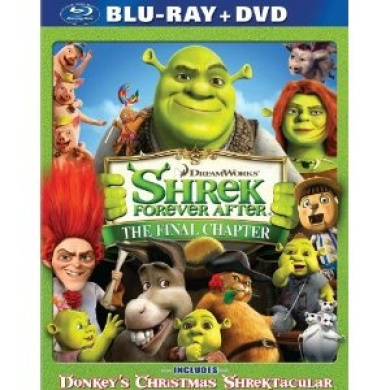 Shrek Forever After (Blu-Ray  [2 Discs]