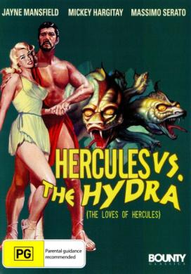 Hercules vs The Hydra (The Loves of Hercules)