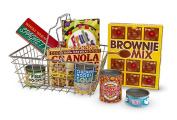 Melissa & Doug Grocery Basket Toy