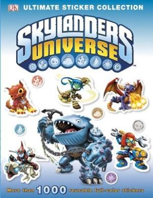 Skylanders Universe (DK Ultimate Sticker Collections)