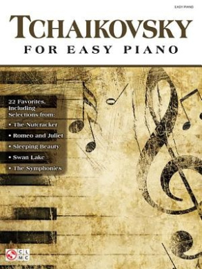 Tchaikovsky for Easy Piano Composer Collection Pf Bk