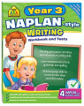 NAPLAN*-style Year 3 Writing Workbook and Tests