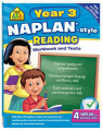 NAPLAN*-style Year 3 Reading Workbook and Tests