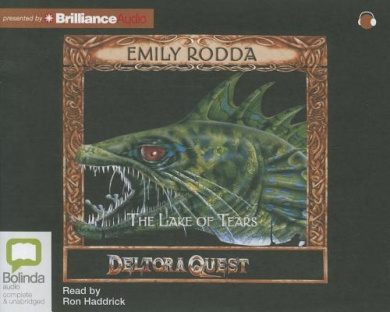 The Lake of Tears (Deltora Quest 1)