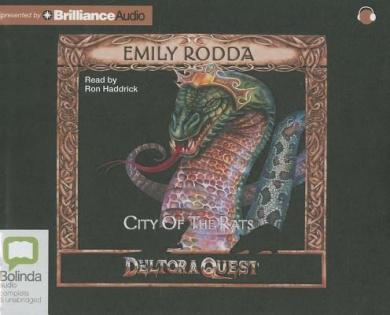 City of the Rats (Deltora Quest 1)