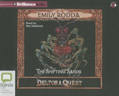 The Shifting Sands (Deltora Quest 1)