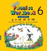 Jolly Phonics Workbook 6
