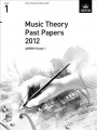 Music Theory Past Papers 2012, ABRSM Grade 1 (Theory of Music Exam papers & answers