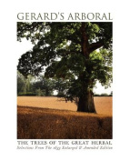 Gerard's Arboral, The Trees of the Great Herbal