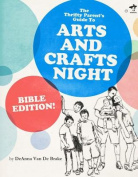 THE Thrifty Parents Guide to Arts and Crafts Night