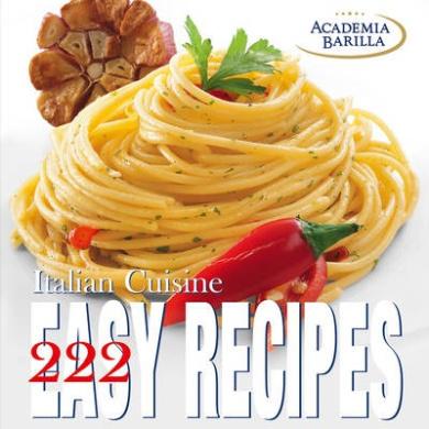 222 Easy Recipes. Italian Cuisine (Cubebook)