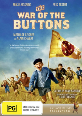The War of the Buttons (Palace Films Collection)