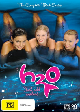 H2O: Just Add Water - Series 3 (4 Discs)