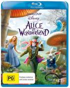 Alice in Wonderland  [Region B] [Blu-ray]