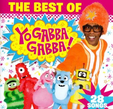 Yo Gabba Gabba: The Best of (CD)