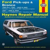 Ford Pick-Ups & Bronco