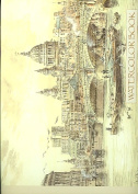 Watercolour Book : St Pauls Cathedral