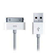 Usb Cable For Iphone4 1m Usb Data Cable For Iphone 4 6pin