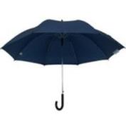 Homebasix TF-04 Rain Umbrella 27 Inch Deluxe Black
