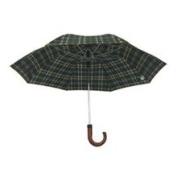 Homebasix TB-03 Rain Umbrella Compact 21 Inch Black