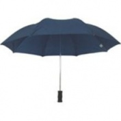 Homebasix TF-02 Rain Umbrella Compact 21 Inch Navy