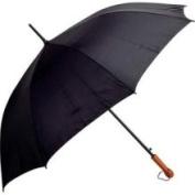 "All-Weather Elite Series 60"" Black Auto Open Golf Umbrella"