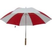 Homebasix TF-06 Golf Umbrella 29 Inch Red/White