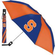 Syracuse Orange Automatic Folding Umbrella McArthur Sports