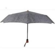 Adrienne Landau Umbrellas Auto Open/Close Compact Umbrella