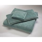 Home Source 10102BAB26 100 Percent Cotton Bath Towel - Aqua