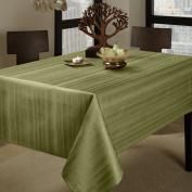 Benson Mills 52X70 Sage Flow Tablecloth