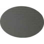 Jam Paper Grey 16.5 x 12 Placemats in Corregated Wave Paper - 100 Mats Per Box