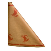 N. F. String & Son, Inc. 300 Foot Crab Paper Table Cover