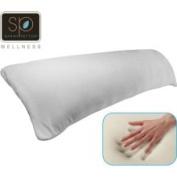 Sarah Peyton Home Collection Memory Foam 127cm x 35.6cm Full-Body Pillow