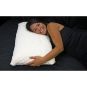 Integrity Bedding Ultra Plush Memory Foam Ventilated Pillow and Rayon from Bamboo Cover Set