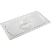 World Cuisine 14577-00 1/3 Size Polycarb Steam Table Pan Lid