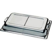 Update International CC-1-HDC Hinged Dome Cover for CC-1