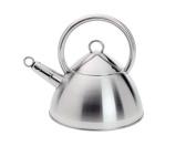 Cuisinox KET77 Cuisinox 2.4 Qt Whistling Kettle - 1.8 Stainless steel