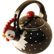 Supreme Housewares Whistling Tea Kettle - Rooster