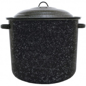 Graniteware F6125DS-1 19.9l Steel Stock Pot
