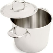 Demeyere Atlantis - 8l Stainless Steel Stockpot with Lid 41394