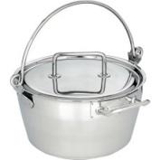 Demeyere Resto 10l Stainless Steel Maslin Pan 82930