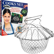 Chef Buddy Chef BuddyStainless Steel Steam and Fry Basket other-size