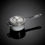 Staub 0.2l Graphite Grey Mini Saucepan