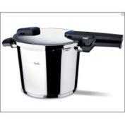 Fissler Vitaquick 6.1l. Pressure Cooker w/Perforated Inset