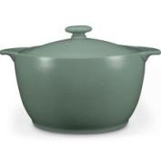 Noritake Colorwave Green Coupe Dinnerware - 1.9l. Covered Casserole