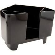 Co-Rect Corner Bar Caddy - 3 Compartments