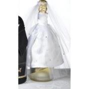 Lillian Rose Bride and Groom Wine Bottle Cover Set