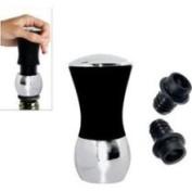 Natico Originals 60-WS3821 Wine Pump & Stopper Set